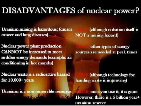 Teacher's Guide to: Uranium and Nuclear Power Plants - YouTube