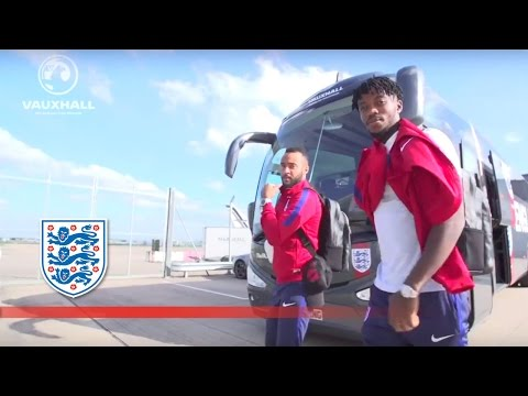 Undefeated England U21s Travel to Kazakhstan | Inside Access