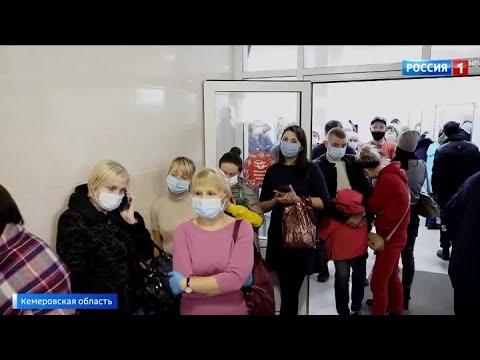 Вторая волна COVID-19: в Новосибирской области усиливают контроль - Россия 24