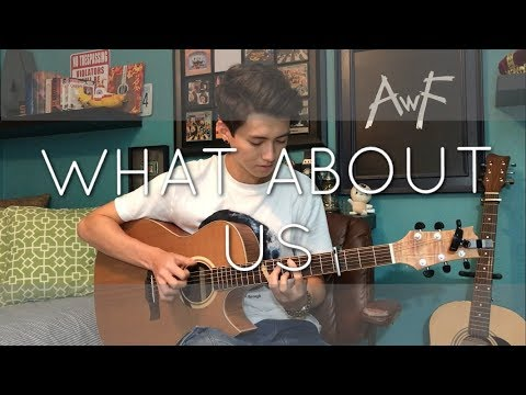 What About Us - Pink - Cover (Fingerstyle Guitar)