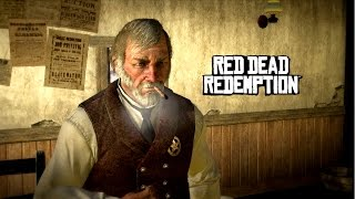 Red Dead Redemption Part 2 - The Marshal - Let