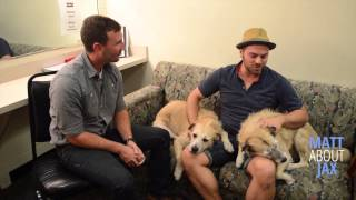 Video Watch MATT ABOUT JAX: Meet Sandy, the dog from Annie the Musical download MP3, 3GP, MP4, WEBM, AVI, FLV November 2017