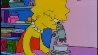 Lisa crée la vie - Les Simpson QC