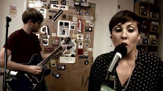 "Big Moves Live on KXLU - ""When Mary Met Sally (Annie Oakley)"""