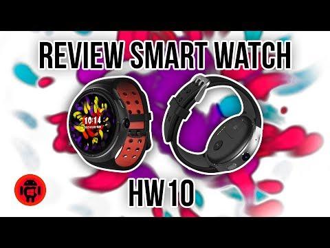 Review A FONDO HW10 | Smartwatch con Android completo por menos de 100 euros, vale la pena?