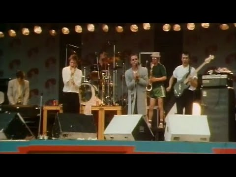 Madness - Pinkpop 1981
