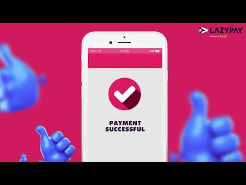 LazyPay - Shop Now, Pay Later