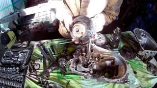 видео Коробка передач Ока: схема, устройство, ремонт своими руками