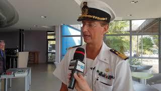 Intervista al comandante della Guardia costiera