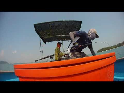 Besut Waters Revisited - Micro Jigging