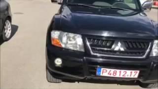 Осмотр Mitsubishi Pajero, 3.2d, 2004г за 4900 евро