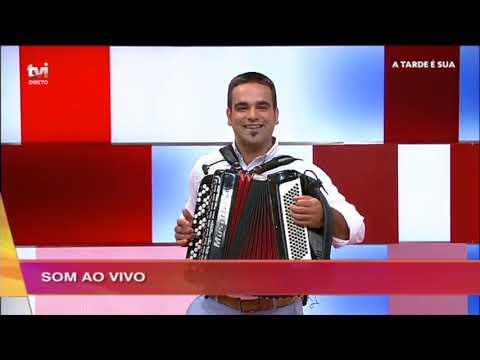 Ricardo Laginha - Valsa de Vale das Éguas (A Tarde é Sua - TVI)