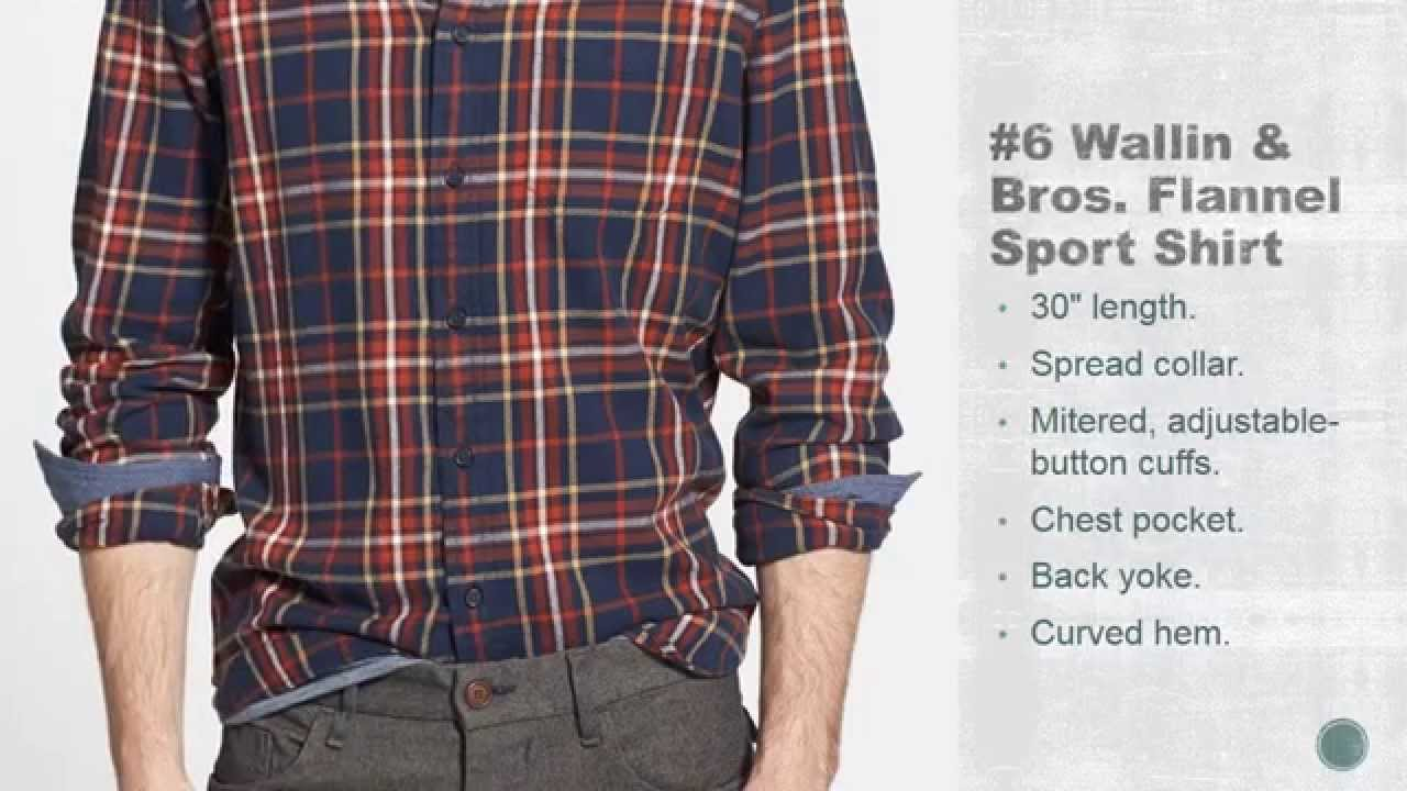 bf160460 Top 15 Mens Style Casual Button Down Shirts - YouTube