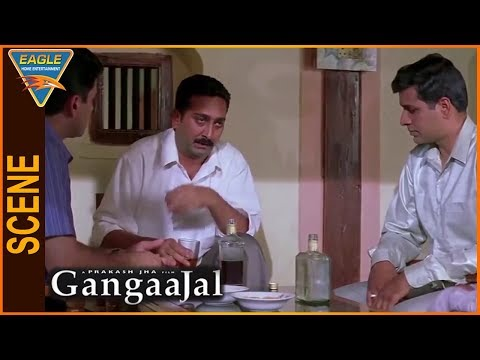 Gangaajal Hindi Movie || Mukesh Tiwari Best Scene || Eagle Hindi Movies