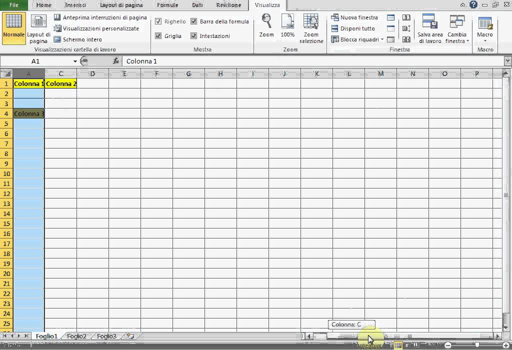 how to make more lines in excel per box