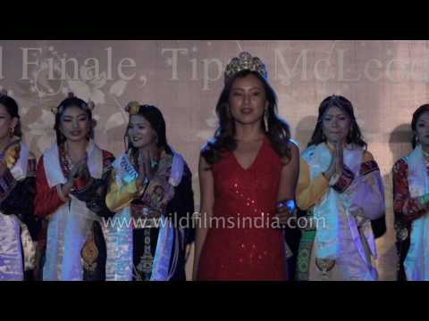 Outgoing Miss Tibet 2016 , Tenzin Sangyi