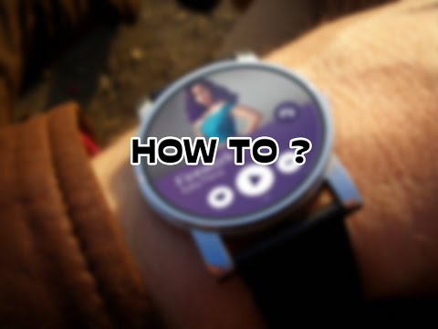 How to Play Music on Android Wear ( Without Phone or Google Music )