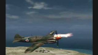 (Ps2) Heroes of the Pacific - All Planes (1/12)