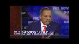 Brit Hume to Juan Williams: How Can Eric Holder Investigate Eric Holder?