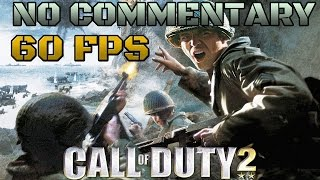 Call Of Duty 2 - Full Game Walkthrough
