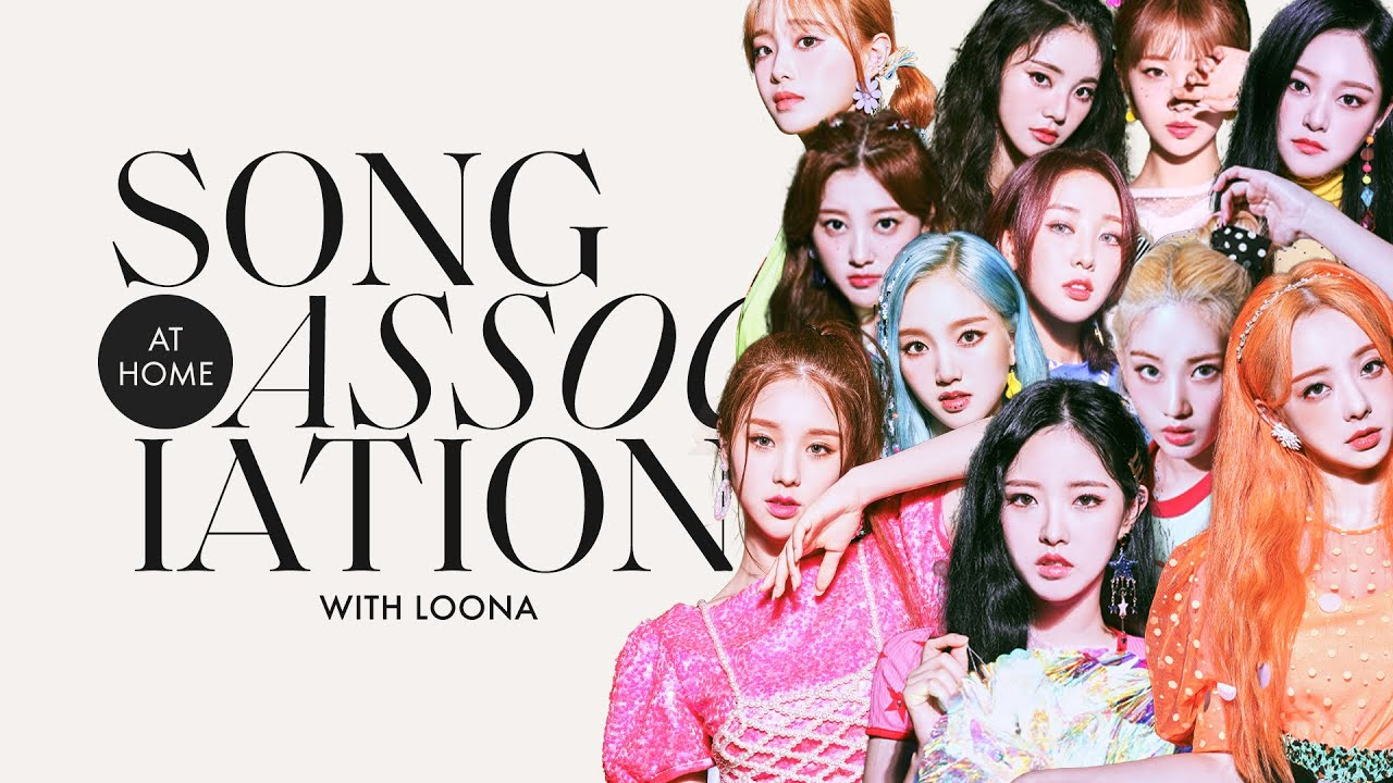 LOONA Sings BLACKPINK, TWICE, and