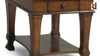 Costa Mesa End Table 275-22 By Fairmont Designs