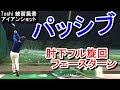 WGSL ゴルフ練習風景Toshiプロ編vol.90 アイアンショット【Toshiヘッドコーチ】