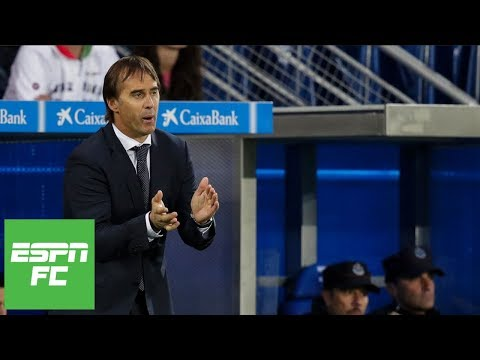 Real Madrid's players are still playing for Lopetegui - Paul Mariner | La Liga thumbnail