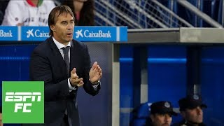 Real Madrid's players are still playing for Lopetegui - Paul Mariner | La Liga