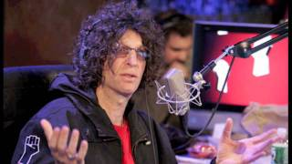 Howard Stern - Howard Snaps On Caller Dina (1/2) (02/23/10)