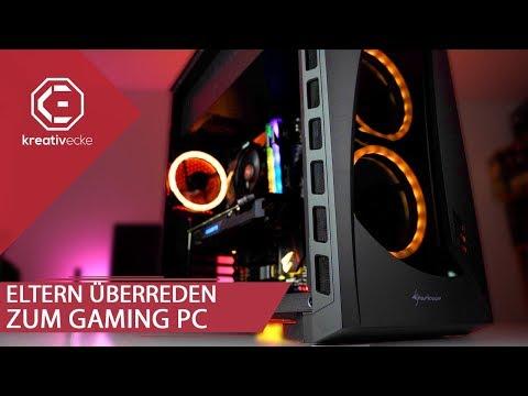 ELTERN zum GAMING PC ÜBERREDEN ?! Die BESTEN ARGUMENTE! #KreativeFragen 52