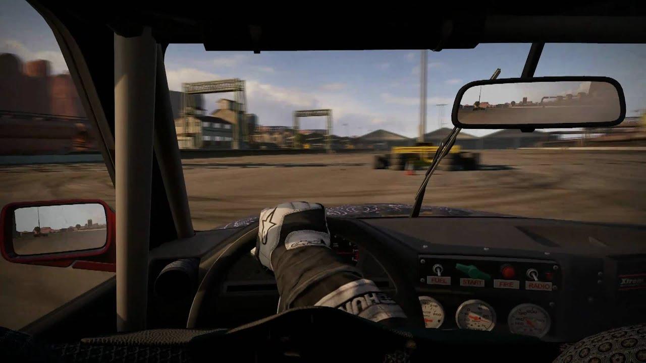 Nfs Shift 2 Unleashed Bmw E30 M3 How 2 Drift Driften Bis Der