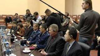 Чаепитие в Роскосмосе