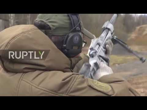 Russia: New-generation T-5000 sniper rifle tested in Moscow Region