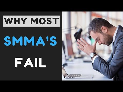 Why MOST Social Media Marketing Agencies Will FAIL