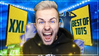 FIFA 18: Das BESTE TOTS PACK OPENING