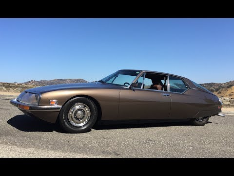1973 Citroën SM - One Take
