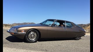 homepage tile video photo for 1973 Citroën SM - One Take