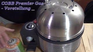 Cobb Gasgrill Pulled Pork : Cobb grill gas