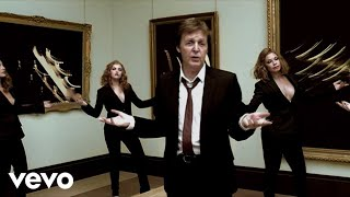 Paul McCartney - Ever Present Past (Official Music Video, Remastered)