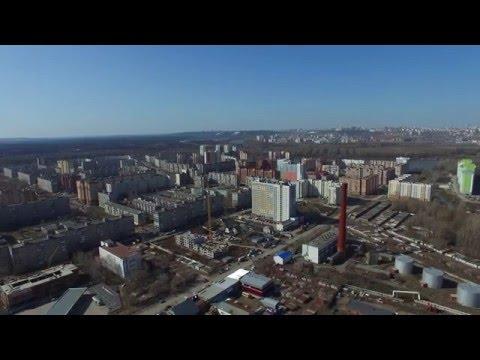 Агидель-ИнвестСтрой. Первый отчетный ролик о ходе строительства жилых домов в микрорайоне Инорс