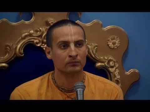 Шримад Бхагаватам 1.15.30 - Вайбхава Вилас прабху