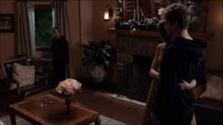 Pretty Little Liars 3x24 - Spencer, Mona & Toby Scene.