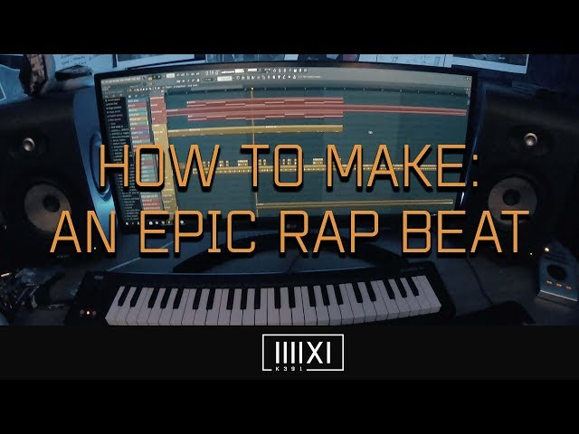 K-391 - How To Make: An Epic Rap Beat