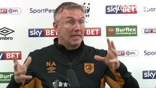 Hull City vs Blackburn Press Conference