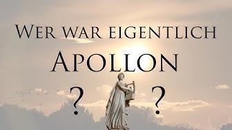 Wer war eigentlich APOLLON ? | Antike erklärt | griechische Mythologie