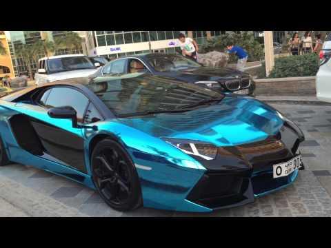UAE Dubai SuperCars 2016