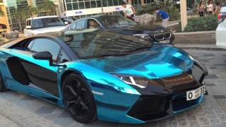 UAE Dubai SuperCars 2016