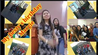 My Besty's Birthday //besty Mhargie