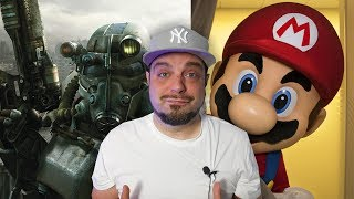 Is Nintendo SPYING ON ME? + Fallout Coming to Switch?